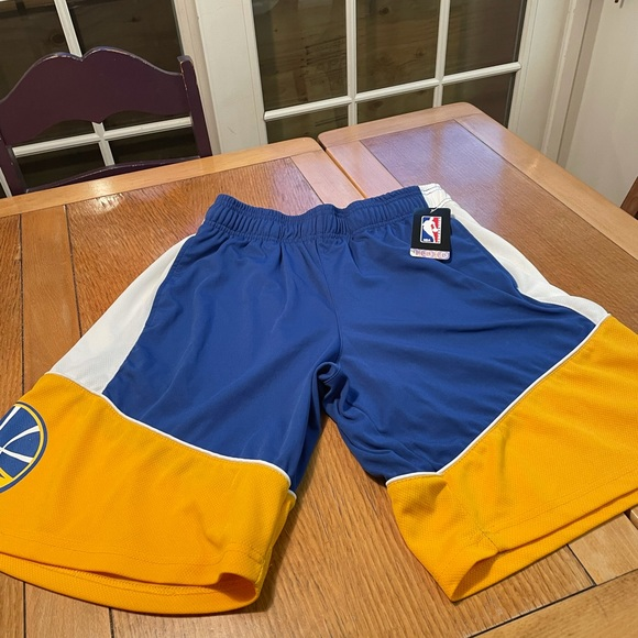 Golden State Warriors game day shorts